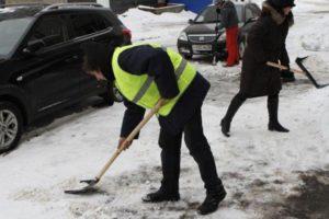 Куда жаловаться на плохую уборку снега в Москве?