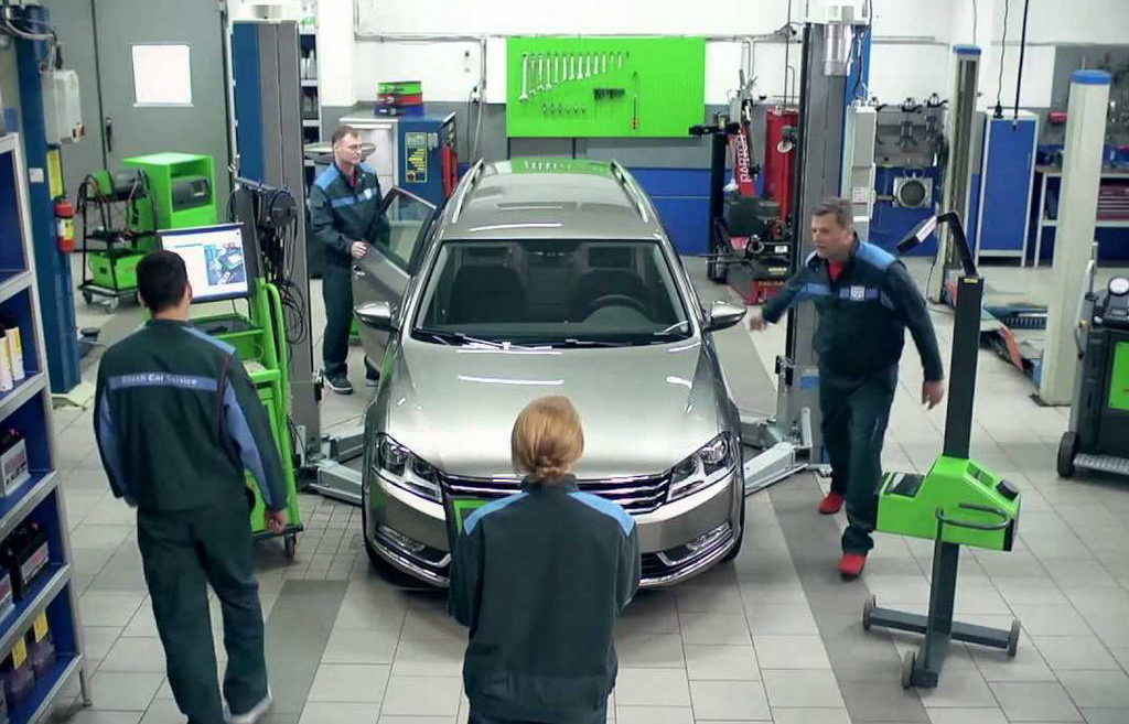 Техосмотр нового автомобиля в ГИБДД