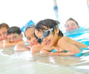 Нужна ли справка в бассейн детям?