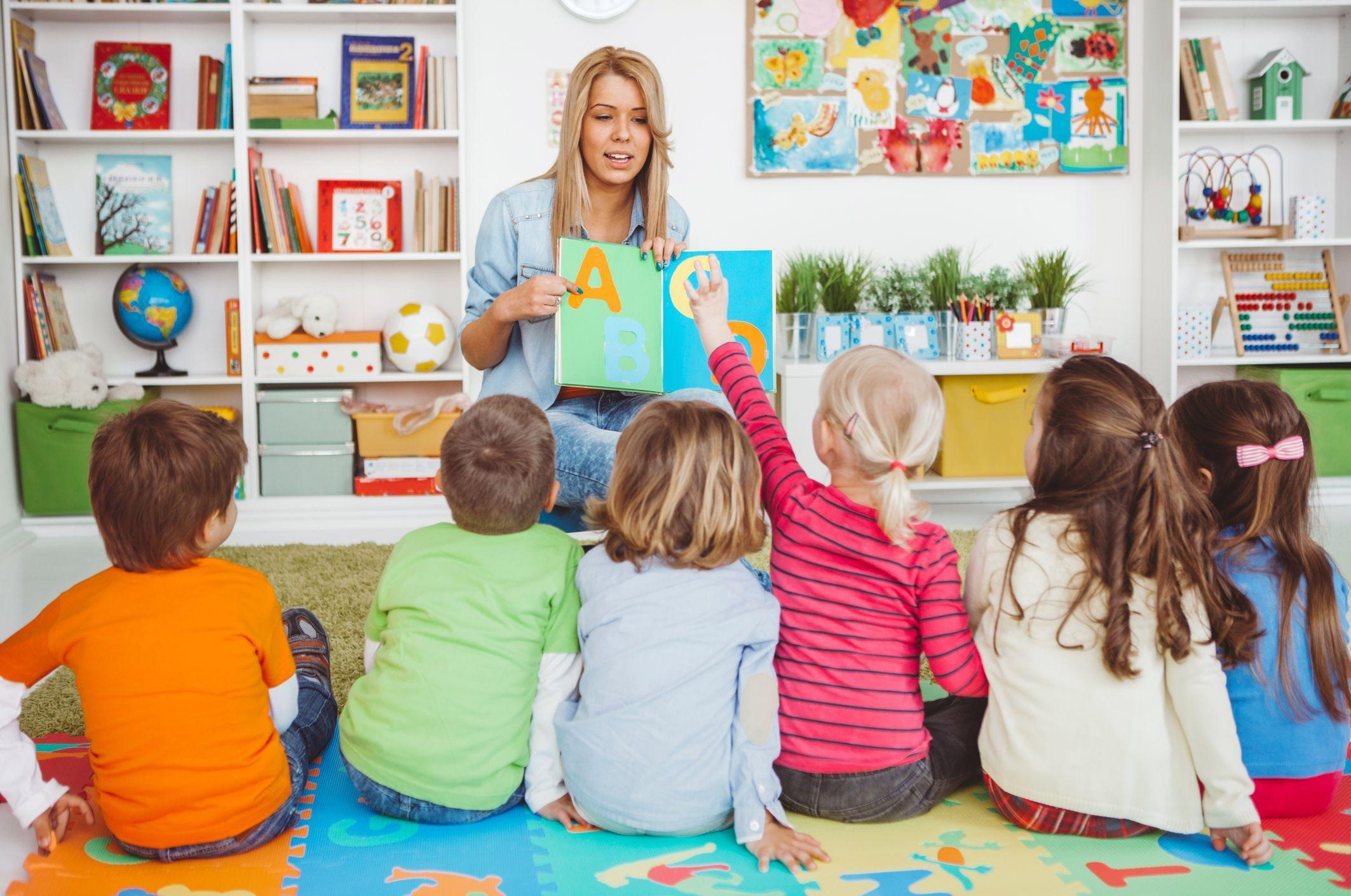 Как поставить ребенка в очередь в детский садик
