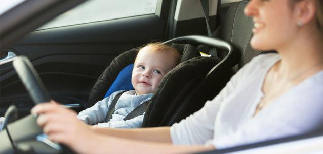 Можно ли возить детей на переднем сиденье в автокресле